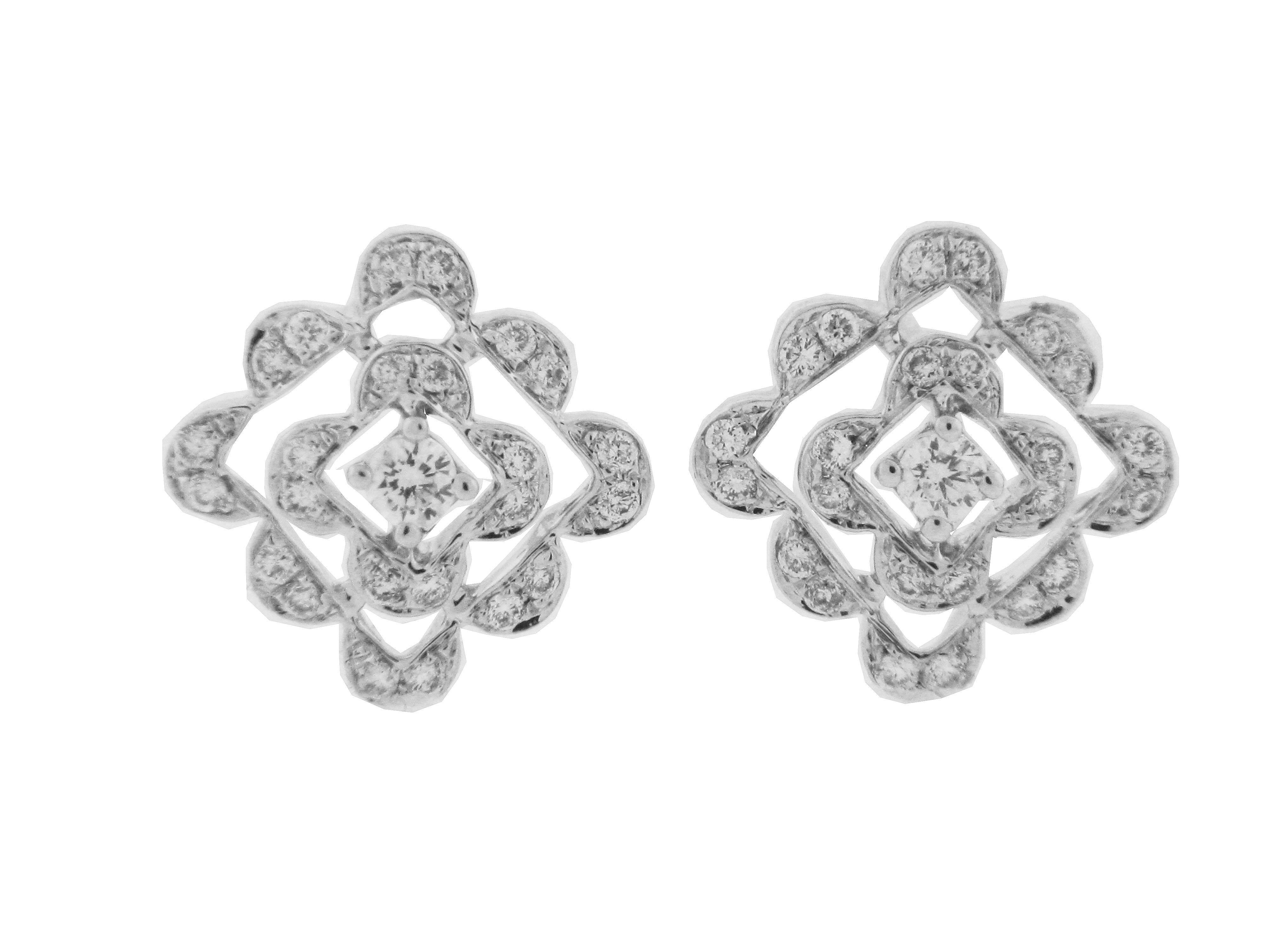 Stud Earrings At Vonora